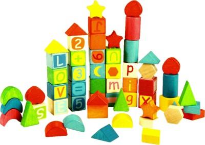 Classic World Classic Toys Wisdom Blocks Set