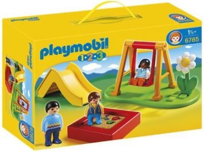 Playmobil Park Playground Playset