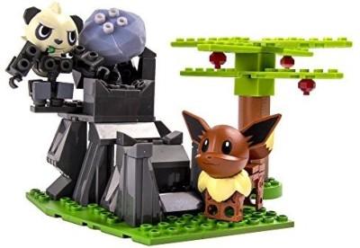 Pokemon Ionix Pancham Vs Eevee Playset 30701