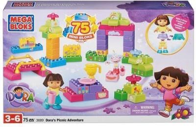Mega Bloks Dora,S Picnic Adventure Super Set