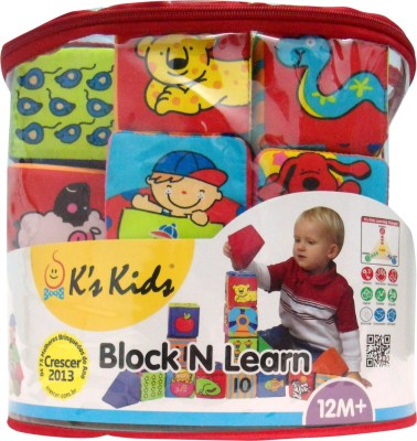K's Kids Block and Learn