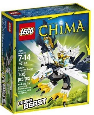 LEGO Chima Legends of Eagle Beast Legend (70124)