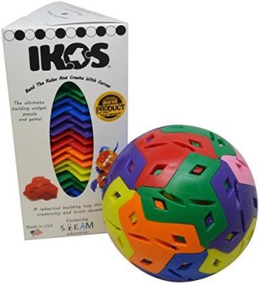 IKOS Iko(Ikoc) Spherical Buildingthe Ultimate 3D Building
