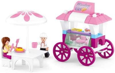Sluban Food Carriage