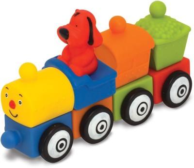 Melissa & Doug Pop Blocs Train