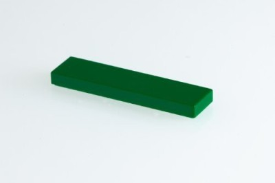 Factory Fresh Bulk Bricks 200X Lego Dark Green (Green) 1X4 Tiles Super Pack