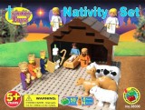 Trinity Toyz Nativity Set Building Set (...