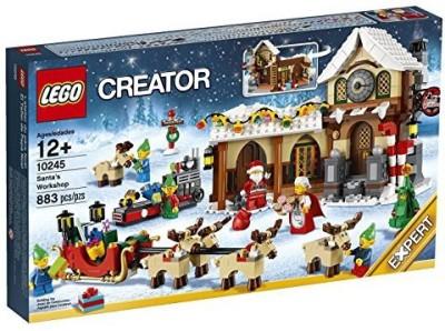 Lego Creator Expert Santa's Workshop