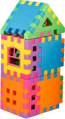 BRECKEN PAUL Childerns Play Home Blocks
