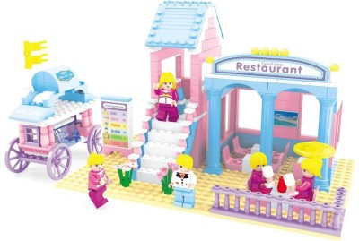 Funblox Princess Block Set
