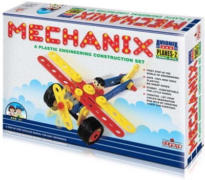 Mechanix Plastic Planes 2