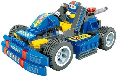 Funblox Racing Car
