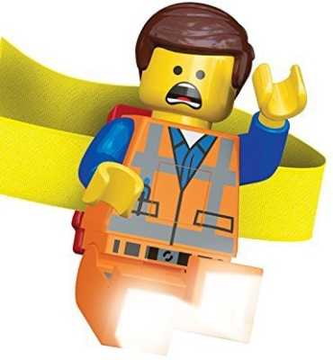 Santoki Lego Movie Emmet Head Lamp