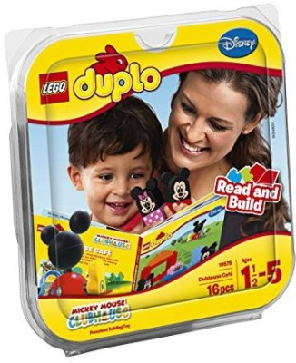Lego Disney Clubhouse Cafe 10579 Building Toy
