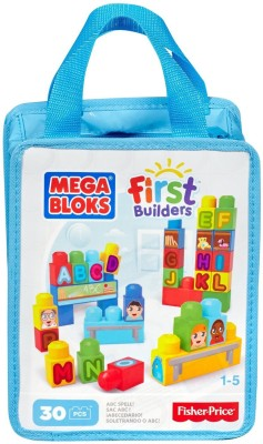 Mega Bloks CYP53 Build N Learn Asst