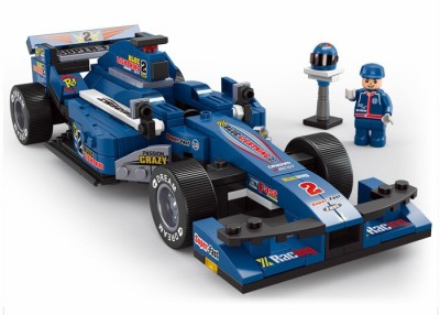 Sluban Lego F1 Racing Car(Multicolor)