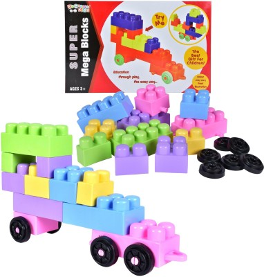 Kreative Kids Super Mega Blocks