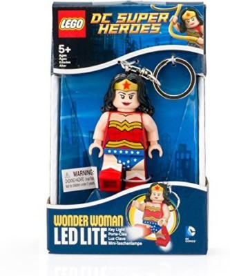 Santoki Lego Dc Universe Wonder Woman Key Light