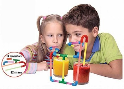 Play Visions Fun Straws