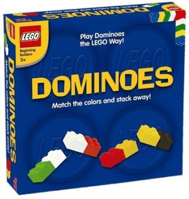 University Games Lego Dominoes