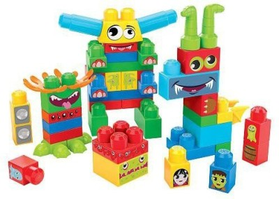 Mega Brands Mega Bloks First Builders Make A Monster Bag (224186455)