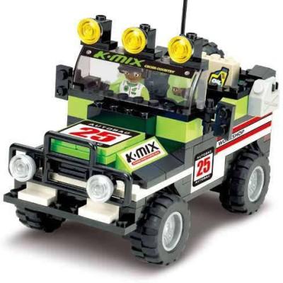 Sluban Sluban Lego Cross Country Car M38-B0135