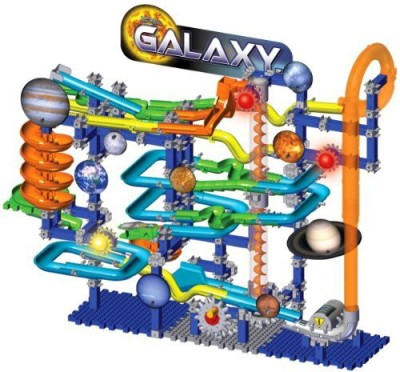 The Learning Journey Techno Gears Marble Mania Galaxy 20 Construction Set