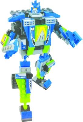 Dr. Mady Block Robot