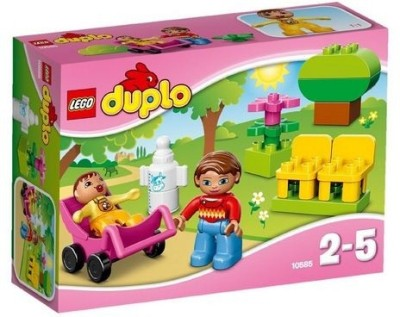 Lego Duplo-Mom And Baby