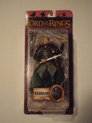 The Lord Of The Rings Trilogy Two Towers Series 4 Legolas