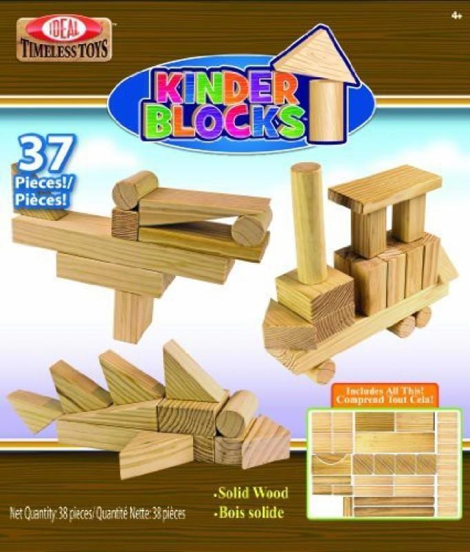 Ideal Kinderblocks(Brown)