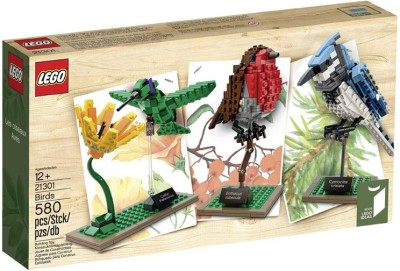 Lego Ideas 21301 - Birds Model Kit