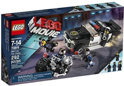 LEGO Movie Bad Cop Car Chase