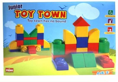 Ratnas Toy Town Block Junior