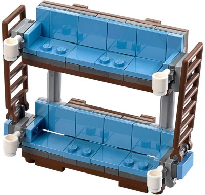 Lego Movie Double-Decker Couch Loose Item(Blue)