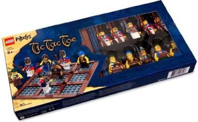 Lego Pirates Tic Tac Toe 90 Pcs Board 6+ 852750