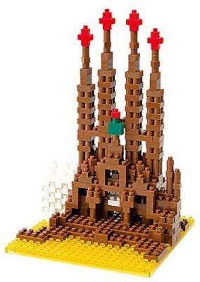 kawad Nano Architecture Nbh005 Sagrada Familia