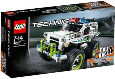 Lego Technic 42047 - Police Interceptor