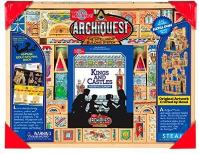 T.S. Shure ArchiQuest Kings and Castles Medieval Europe