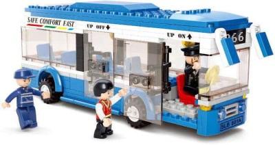 Sluban Sluban Lego Single Decker M38-B0330