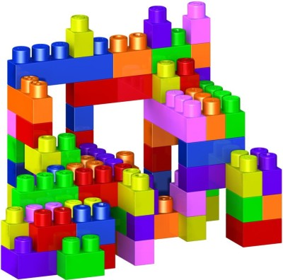 Lotus Build A Blocks Set 2(Multicolor)