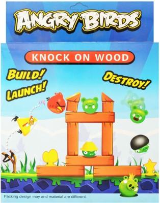 Zest4toyZ Angry Birds Knock On Wood