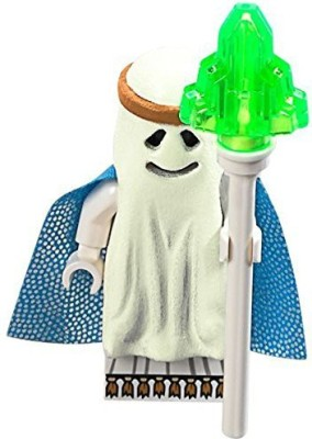 Lego Movie Ghost Vitruvius Loose Mini(Multicolor)