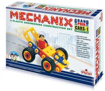 Zephyr Plastic Mechanix-Cars-1