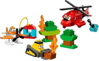 Lego 8900198 Fire and Rescue Team