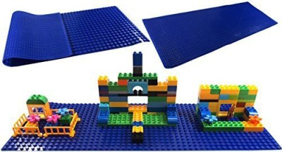 Cornucopia Brands Lego And Lego Duplo Compatible Silicone Baseplate Matlarge
