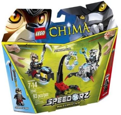 LEGO Chima 70140 Stinger Duel