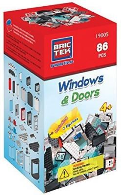 BRICTEK Windows & Doors Kit- 86 pcs