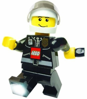 Santoki Lego Police Led Dynamo Torch