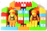 I Square Enterprises non toxic blocks (M...